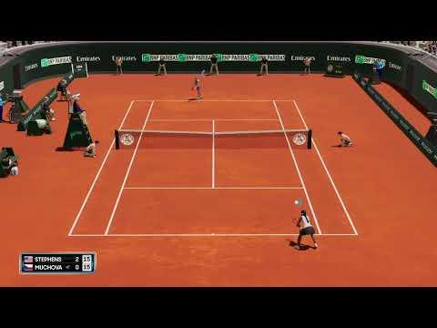 Stephens S. @ Muchová K. [WTA FO 2021] | 5.6. | AO TENNIS 2 | live |