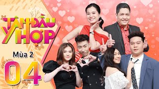 Tam Dau Y Hop | Season 2-Episode 4: Yuno Bigboi uses his wife's cosmetics, Nguyen Phuc Thien is forced to wear a dress at home by his wife