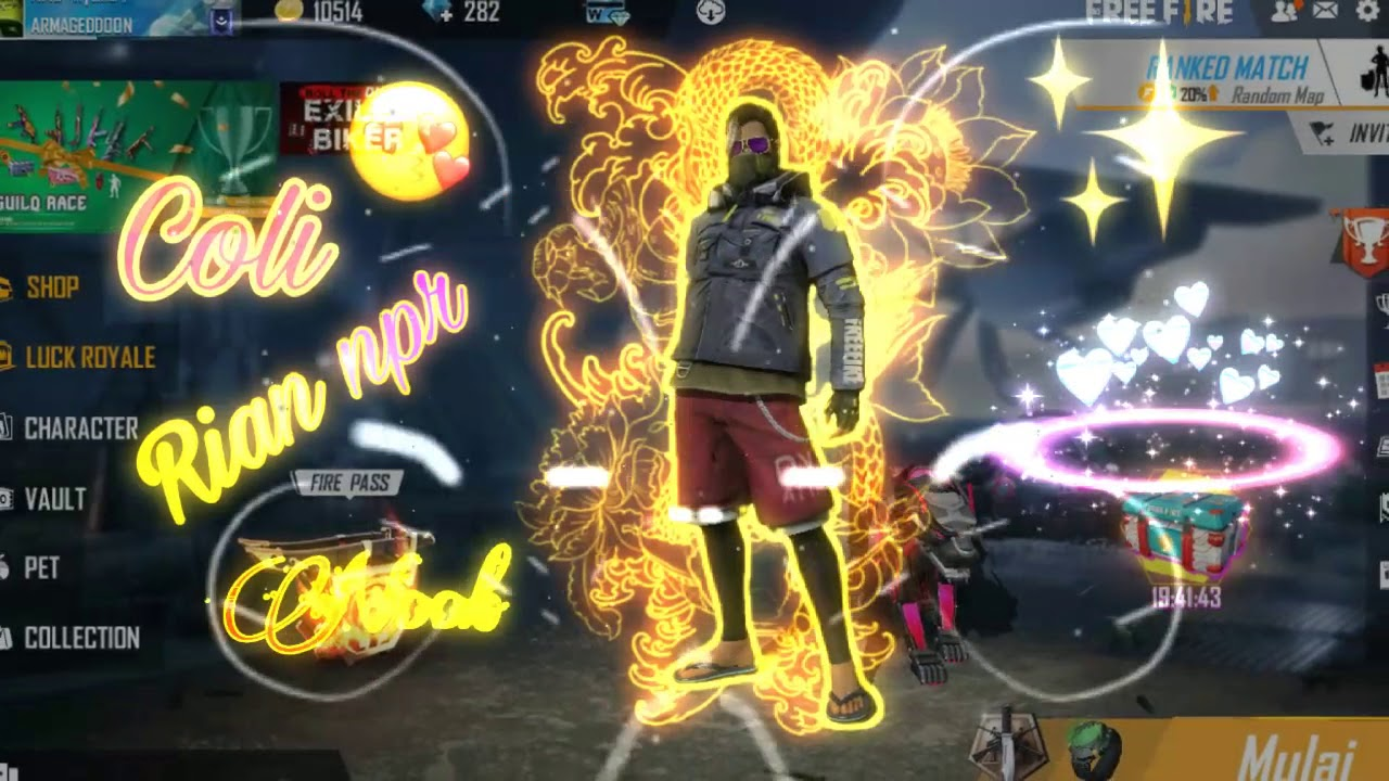 Qoutes free fire keren- ave player