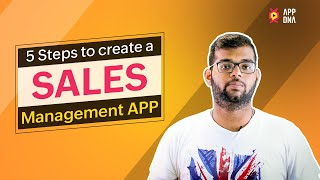 Sales Management App for beginners