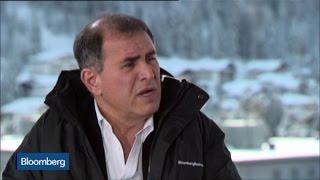 Davos 2015: Nouriel Roubini says Income Inequality Creates U.S. Plutocracy