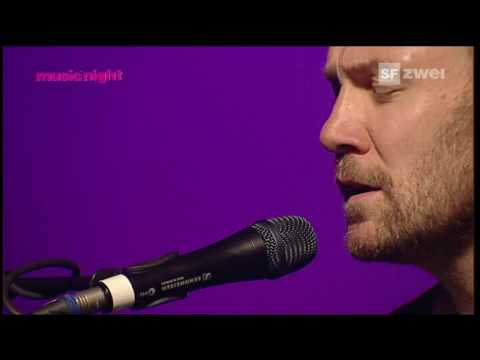 David Gray - One with the Birds Live in Luzern