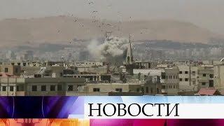 Более 70 мирных жителей погибли и пострадали в Сирии в результате авиаудара коалиции.