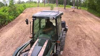 Spring Food Plot Maintenance with Compact Tractors