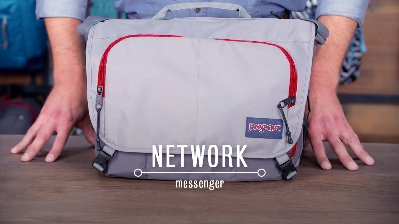JanSport Pack Review: Network - YouTube