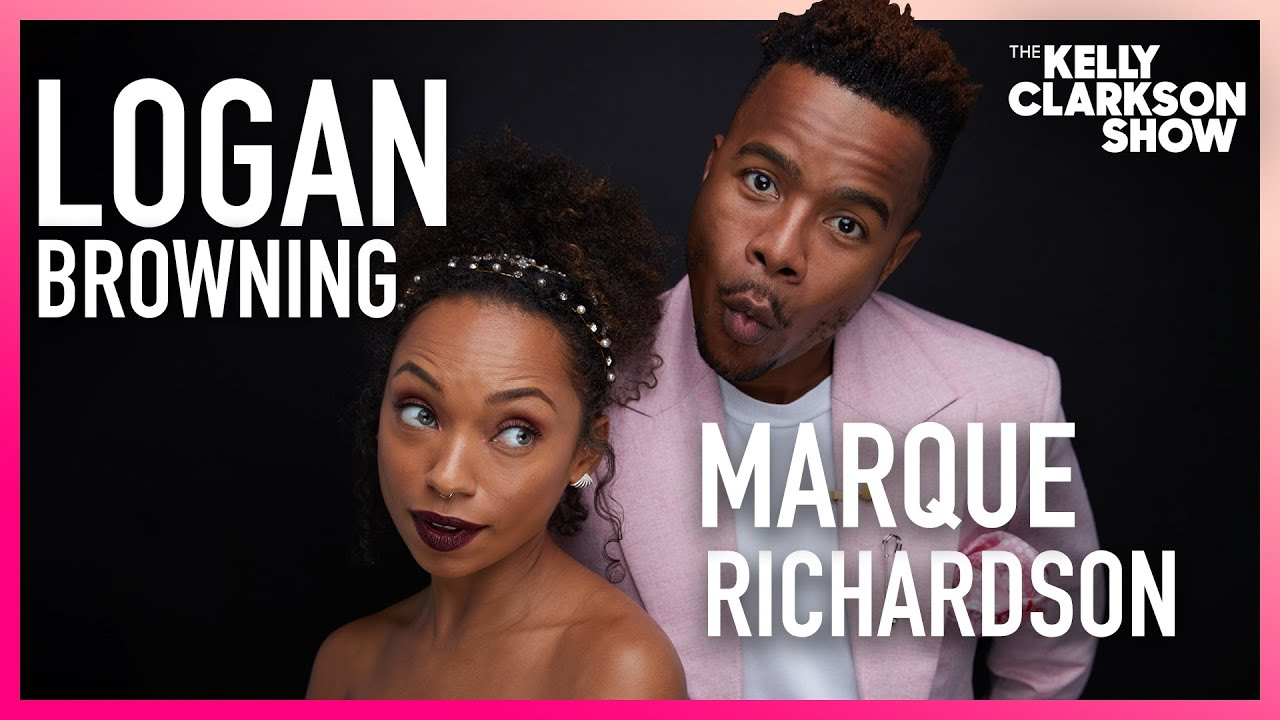 Marque Richardson And Logan Browning Had To Re-Audition For The 'Dear White People' Musical