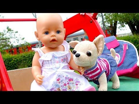 Giochi e video per bambini. Bambola Nenuco. Come Mamma