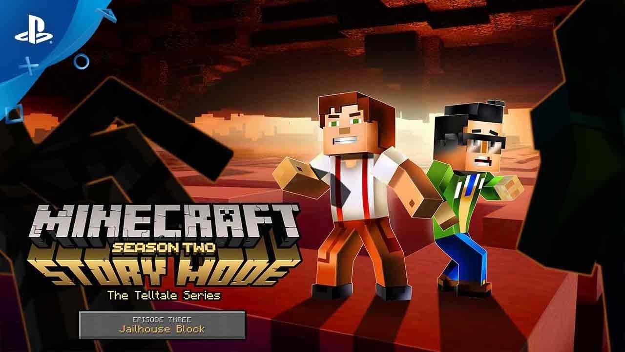 Minecraft: Story Mode – Season Two – Episode 3 Trailer | PS4