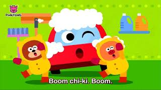 At the Car Wash   Car Songs   PINKFONG Songs for Children