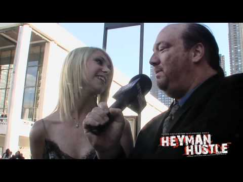 Taylor Momsen, Harvey Fierstein, and an All Star Cast Do The Heyman Hustle