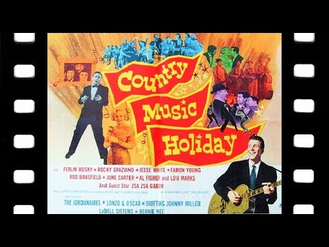 COUNTRY MUSIC HOLIDAY (1958) Full Movie