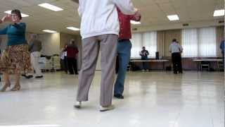 "80 JOHN TOLL CUES ""SAVE THE BEST"" RUMBA EXERCISE II AT ROUND DANCE WORKSHOP"
