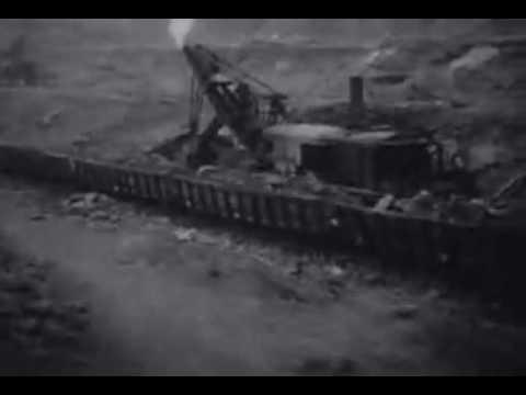History Panama Canal Construction 1934