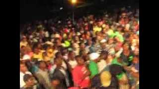 Martin and Ndolwane Super Sounds, UThando luphelile, live at Vctoria Falls, Zimbabwe