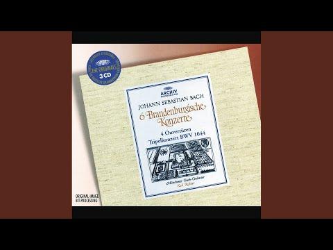J.S. Bach: Brandenburg Concerto No.3 In G, BWV 1048 - 1. (Allegro)