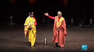 Abidjan Festival of Laughter celebrates African stand up comedy