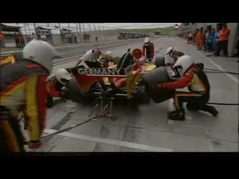 A1 GP World Cup of Motorsport New Zealand Super Crash
