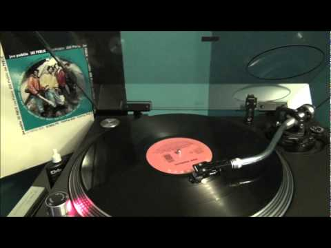 "Joe Public-Live And Learn (Radio Version w/Rap) 12"" single"