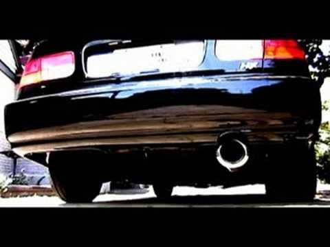 96' Civic HX Magnaflow Muffler