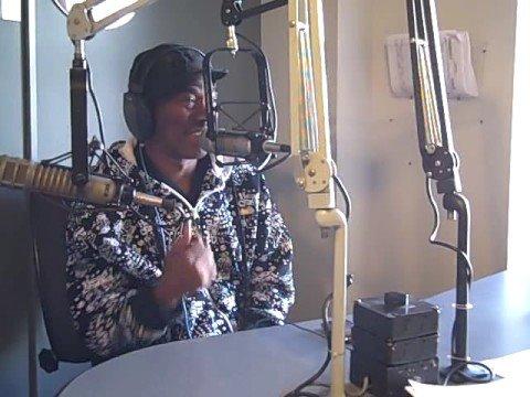 WAMO 106.7FM:  KURTIS BLOW INTERVIEW PT 1
