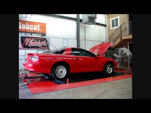 Repeat 383 LT1 Fbody dyno tune  Tune Time Performance by