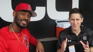 JABARI BLASH INTERVIEW - Interviewing MLB Player