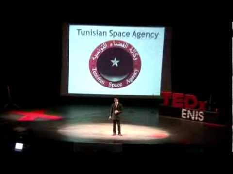 Tunisian space agency: Kerim Hmaied at TEDxENIS