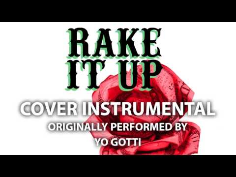 Rake It Up (Cover Instrumental) [In the Style of Yo Gotti]