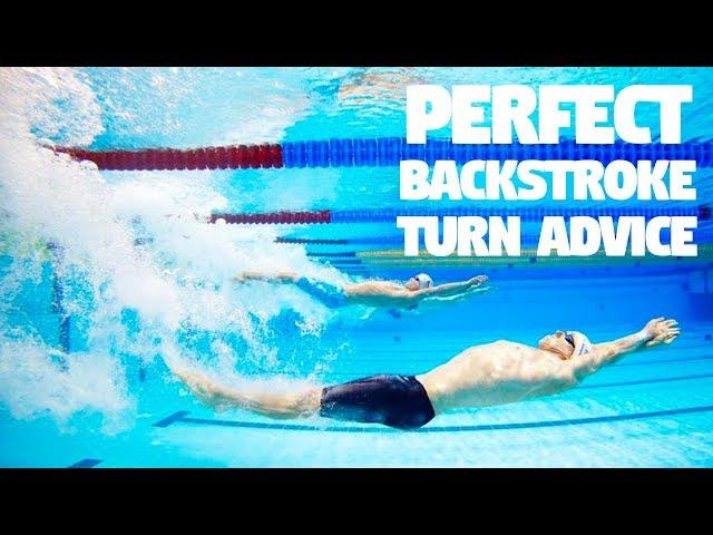 Perfect Backstroke Turn Advice