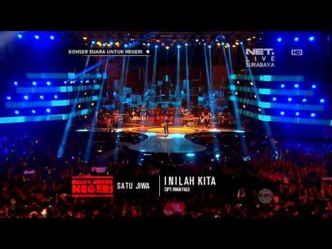 NETKonserSurabaya Iwan Fals - Hadapi Saja Full HD