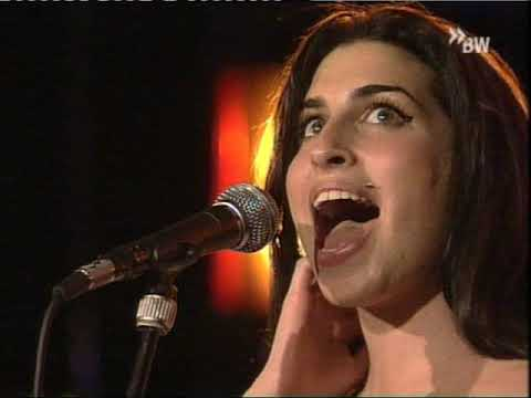 Amy Winehouse  - Frank (live)