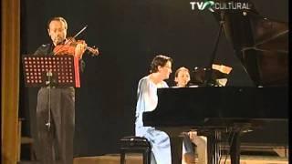 Cristian Ifrim (viola) Maruxa Llorente (piano) Sonatina de Schubert nº1 Op. 137  1º movimiento