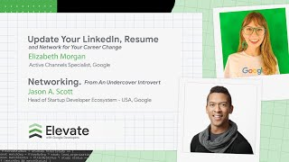 Elevate with Google Developers