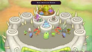Moves Like Jagger in My Singing Monsters