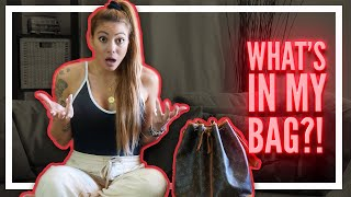What's in My Bag | Evridiki Valavani