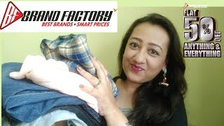 brand factory clothing haul flat 50 off on everything great sale