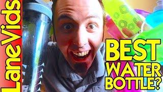 BEST WATER BOTTLES IN THE WORLD? | Camelbak vs Contigo vs $1 Store Water Bottle: Water Bottle Review