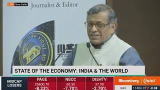 S Gurumurthy On The State Of The Indian And Global Economy #BQ