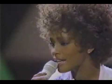 Whitney Houston - All At Once (1987)