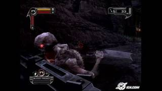 Darkwatch PlayStation 2 Gameplay - To the head
