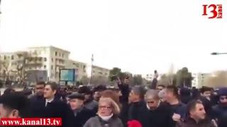"""""""Hakimiyyət xalqla düşmənçilik edir"""" Əli Kərimli"""