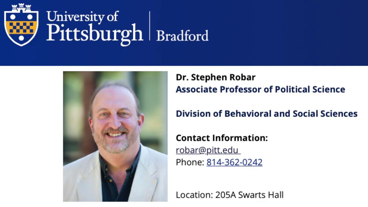 "James O'Keefe confronts Pittsburgh University Professor Stephan Robar after calling Veritas ""Crap"""