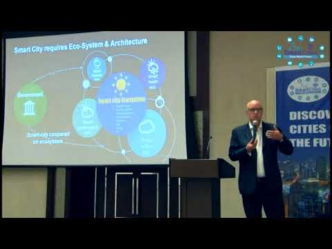 Smart Cities of the Future & Innovation, Keynote conference, Dubai