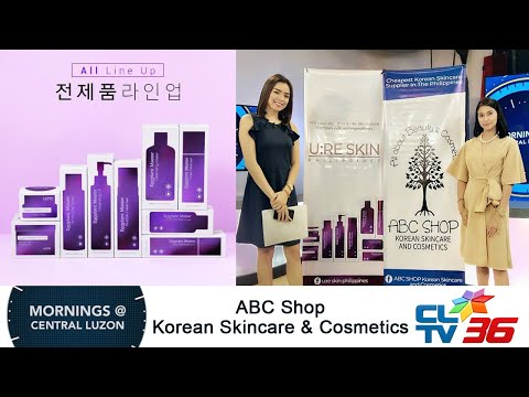 ABC Shop Korean Skincare and Cosmetics - Mornings @ Central Luzon
