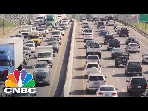 Lyft Plans To Launch New Self-Driving Car Division | CNBC