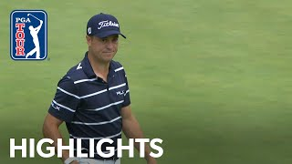 Justin Thomas' highlights | Round 1 | BMW Championship 2019