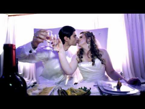 крутая армянская свадьба 2012 Armenian - Russian Wedding