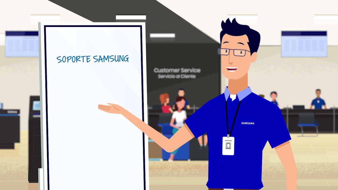Soporte Samsung | No es UNA manera de ayudarte, son muchas