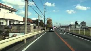 【車載動画】栃木県道めぐりシリーズ r44栃木二宮線(その1)