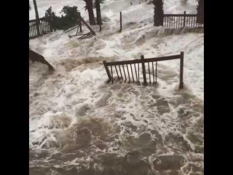 Beat House Hurricane Storm Surge